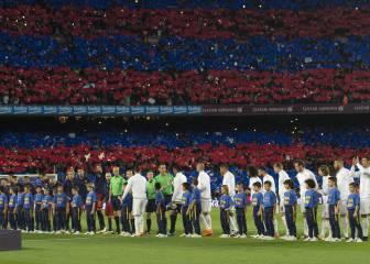 Apuestas: el Barça es el favorito para el Clásico