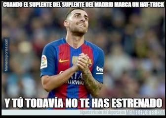 Los memes más divertidos del Hércules-Barcelona