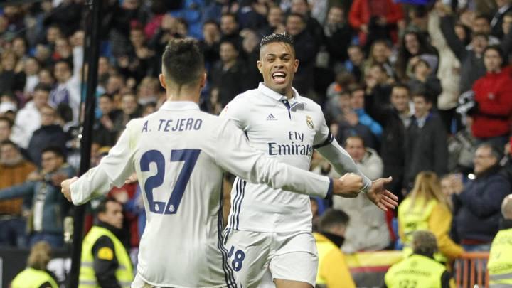Mariano mejora a Benzema y pulveriza a Alcácer y Torres