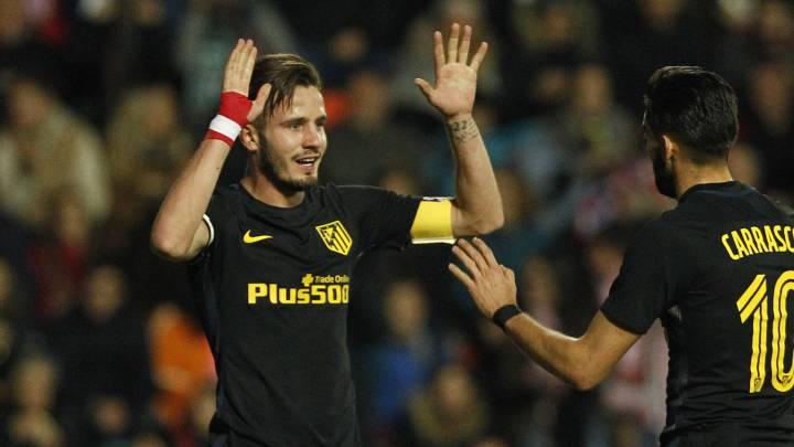 Saúl: capitán y lanzador de penaltis con sólo 22 años