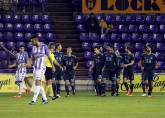 Juanmi sentencia la eliminatoria en Valladolid