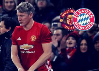 El Bayern veta al United por el trato de Mou a Schweinsteiger
