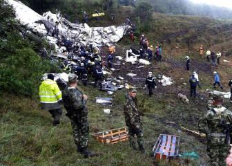 La controladora del vuelo del Chapecoense denuncia amenazas