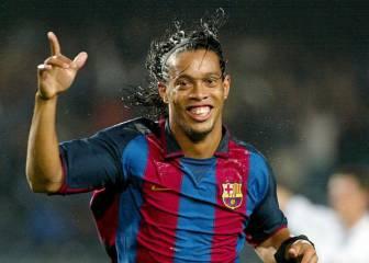 En Brasil colocan a Ronaldinho y Riquelme en el Chapecoense
