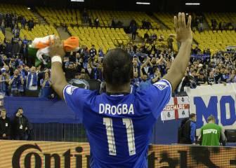 Drogba abandona la MLS pero anuncia que aún no se retira