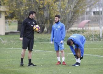 Herrerín se va con cláusula: no podrá jugar contra el Athletic