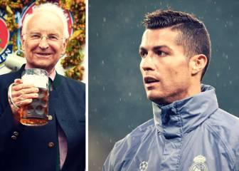 Dirigente del Bayern Múnich critica a Cristiano Ronaldo