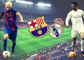 Cristiano Ronaldo aparece en los Clásicos más que Messi