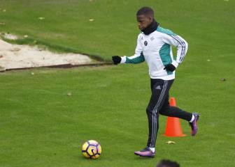 Musonda, en Londres y el Chelsea se plantea su regreso en enero
