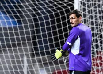 Iker Casillas se 'moja' y da su pronóstico para el Clásico