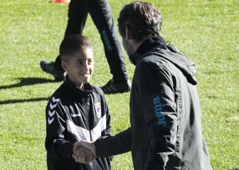Espanyol y Atlético se unen para ayudar a 'Joselete'