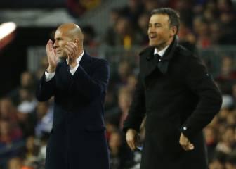 Zidane, más fiable que Luis Enrique para Forza Football
