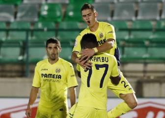 Dónde ver el Leganés - Villarreal en directo: horario y TV