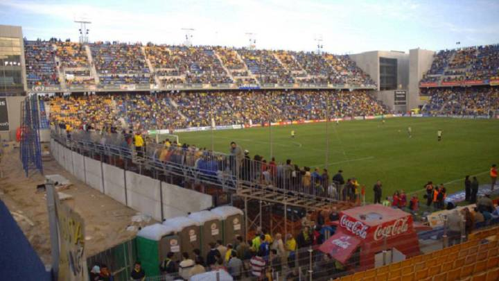 Estadio Ramón de Carranza.