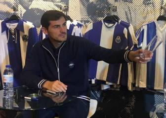 Casillas, héroe en Portugal: 10 horas por un autógrafo