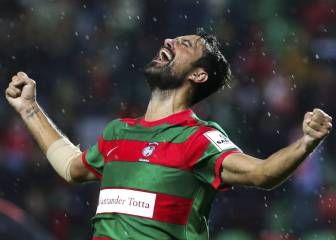 El Benfica cae ante el Marítimo, aunque mantiene el liderato