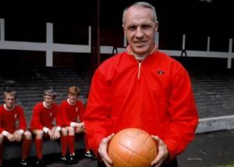 Bill Shankly entra en el Liverpool (1959)