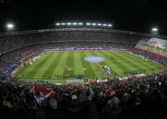 El Atlético-Barcelona femenino se jugará en el Calderón