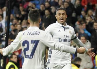 Mariano es letal: consigue hacer un gol cada dos remates