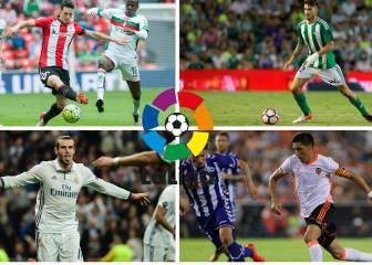 Lesionados y sancionados para la jornada 14 de Liga Santander