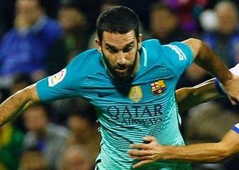 """Arda: """"El Barça es mejor, tengo muy buenas sensaciones"""""""