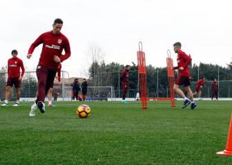 Filipe está en la lista del Atlético para medirse al Espanyol