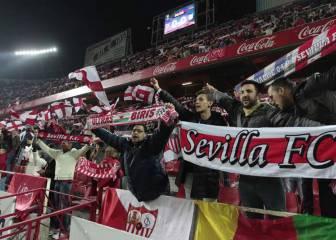 La Audiencia confirma la sanción al Sevilla FC por cánticos contra los jugadores del Real Madrid