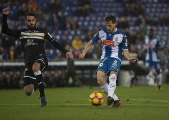 El gol perico pasa por Piatti, que es duda para el Calderón