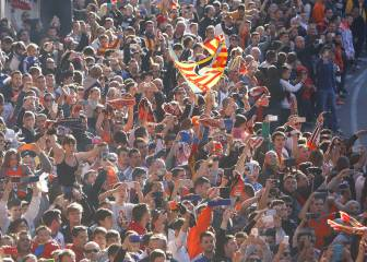Cómo y dónde ver el Valencia vs Málaga: horario y TV