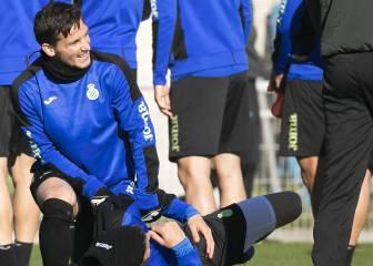 Piatti llega a tiempo para medirse a su padre futbolístico