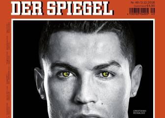 'Der Spiegel' acusa a Cristiano Ronaldo de evasión fiscal