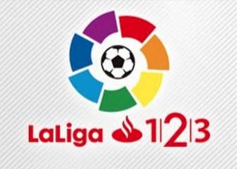 Mira todos los goles de la jornada 17 de LaLiga 1|2|3