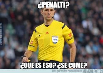 Los memes más divertidos del Barcelona-Real Madrid