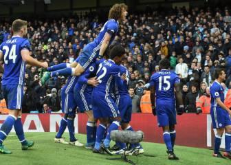 Importante triunfo del Chelsea ante el Manchester City
