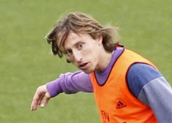 Luka Modric fue la pesadilla azulgrana del último Clásico