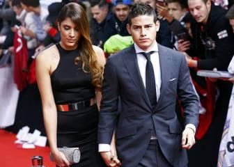 Daniela Ospina ya está en Barcelona para ver el Clásico