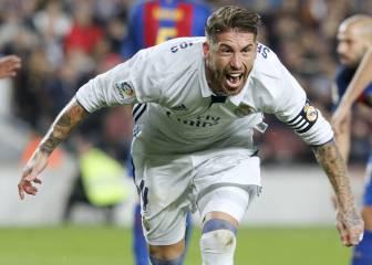 El Clásico es Sergio Ramos
