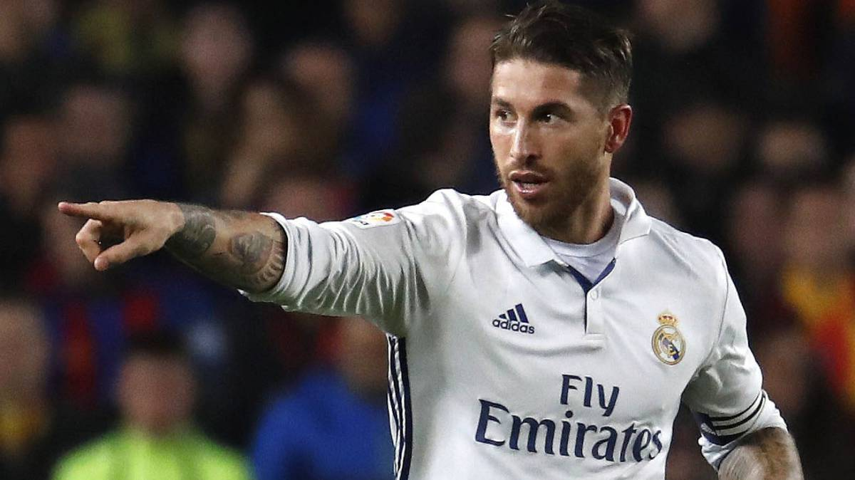 Real Madrid Sergio Ramos happy with Clásico goal and six point