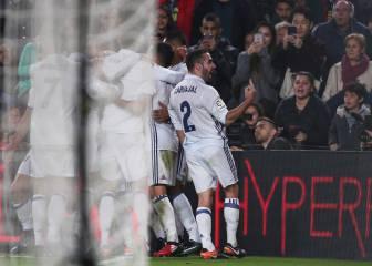 Carvajal hace una peineta al Camp Nou y luego se disculpa