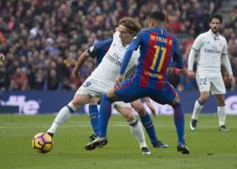 Así fue el partidazo de Modric: asistencia, 8 recuperaciones...