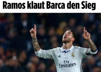 La prensa mundial divide halagos entre Ramos e Iniesta