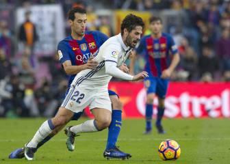 Clásico: en el centro del campo manda ahora el Real Madrid