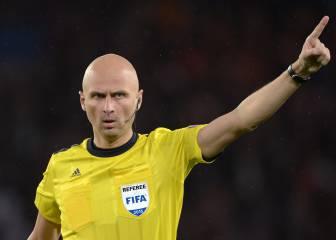 El ruso Karasev pitará al Barça y el francés Turpin, al Atlético
