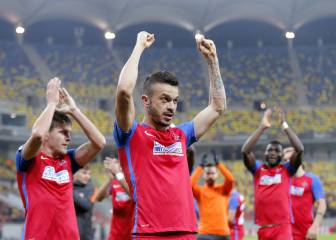 El Steaua sigue líder en su Liga antes de visitar al Villarreal
