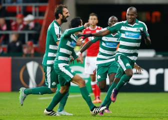 El Panathinaikos vuelve a ganar antes de visitar al Celta