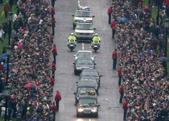 Funeral de Estado para George Best (2005)
