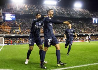 Fornals hurga en la herida del Valencia: sexta jornada sin ganar