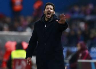 Simeone puede agarrarse a algo: partido 100 en Liga sin encajar