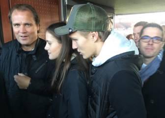 Odegaard fue 'cazado' viendo al Rennes, donde se irá cedido