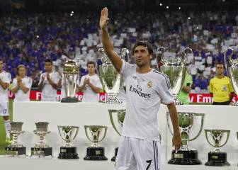 10 of the best - Real Madrid's greatest players